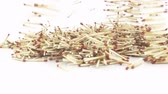 Falling Match Sticks 3D Animatie