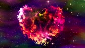 gündüz : Flight Through Nebula Heart. 3D Animation.