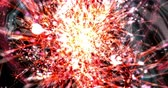 Digital Particle Animation of a Firework
