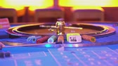 выиграть : Roulette table in a casino - great view on Roulette wheel