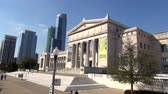 estados unidos : National History Museum Chicago - CHICAGO, ILLINOIS  USA Stock Footage