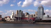 voyage affaire : Ville de Cincinnati et Great American Ball Park - CINCINNATI, OHIO USA