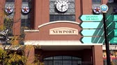voyage affaire : Newport Pier Newport Kentucky - NEWPORT, KENTUCKY USA