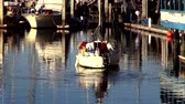 veneza : Small fishing boat in Monterey California LOS ANGELES