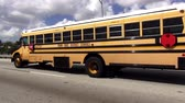 visite : School Bus Miami Dade District Schools Miami, Florida  USA 19 oktober 2015