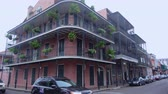 culto : Typical New Orleans style mansions