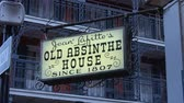 kult : Old Absinthe House in New Orleans French Quarter