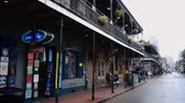 kult : Typical French Quarter streetview