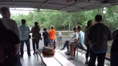 culto : Boat trip through the swamps of Louisiana