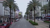 kult : Driving through Canal Street in New Orleans Dostupné videozáznamy