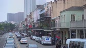 kult : Decatur street at French Quarter New Orleans