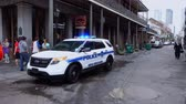culto : New Orleans NOPD Police Car