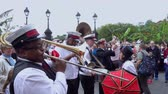culto : Typical wedding ceremony in New Orleans