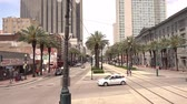 kult : Crossing Canal street in New Orleans downtown