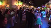 culto : A parade through the streets in New Orleans