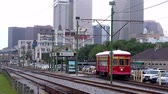 culto : New Orleans street car trolley at French Quarter