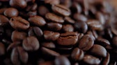 пекарня : Close up shot of Coffee beans