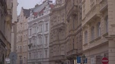 Československo : Beautiful mansions in Prague