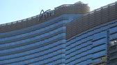 ace : Aria Hotel and Casino in Las Vegas - USA 2017