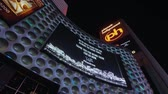 pôquer : Vegas Strong ad on the screen of Planet Hollywood Casino - USA 2017 Vídeos