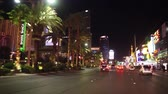 ace : Riding the strip in Las Vegas - amazing street view on Las Vegas Boulevard - USA 2017