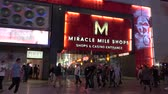 pôquer : Miracle Mile Shops at Planet Hollywood Hotel and Casino in Las Vegas - USA 2017