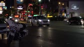 ace : Police Motor bike at Las Vegas Boulevard - USA 2017