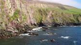 céu claro : Amazing landscape on beautiful Dingle Peninsula in Ireland - blue ocean water