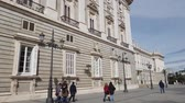 цари : The Royal Palace in Madrid called Palacio Real