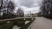 architectural : Beautiful walks at Retiro Park in Madrid