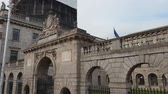 ireland : Famous Four Courts in Dublin