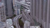 buddhismus : The skyscrapers and streets of Tokyo Shinjuku - aerial view - TOKYO  JAPAN - JUNE 17, 2018