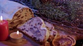 ジンジャーブレッド : The traditional Christmas cake from Germany the famous stollen