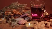 adwent : Hot and spiced red wine punch for Christmas