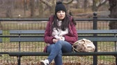 ヨーク : Wonderful time at Central Park New York on a winters day