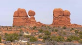 eroze : Arches National Park - most beautiful place in Utah Dostupné videozáznamy