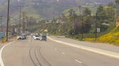 Pacific Coast Highway PCH at Malibu - MALIBU, USA - MARCH 29, 2019