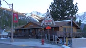 eastern sierra : June Lake Motel - BISHOP, USA - MARCH 29, 2019