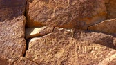 tableland : Ancient Petroglyphs at Chalfant Valley in the Eastern Sierra