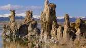 bizarní : Mono Lake with its amazing Tufa towers