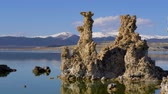 bizarro : Mono Lake with its amazing Tufa towers