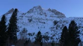 eastern sierra : Inyo National Forest in winter