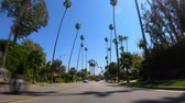 родео : Hyperlapse Drive through Beverly Hills