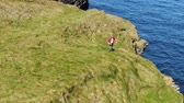 Írország : Beautiful Kilkee Cliffs at the west coast of Ireland