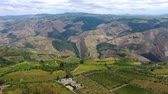 vale : Amazing landscape of Portugal at Douro valley