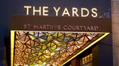 engels : the yards St Martins country yard London - LONDON, ENGLAND - DECEMBER 10, 2019