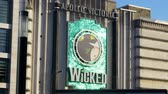 언어 : Wicked musical Apollo Theatre London - LONDON, ENGLAND - DECEMBER 10, 2019