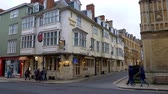 nazik : Eastgate Hotel in Oxford England - OXFORD, ENGLAND - JANUARY 3, 2020