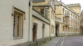 nazik : Cityscapes of Oxford in England - OXFORD, ENGLAND - JANUARY 3, 2020