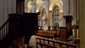 大教会堂 : Christ Church Cathedral in Oxford - OXFORD, ENGLAND - JANUARY 3, 2020